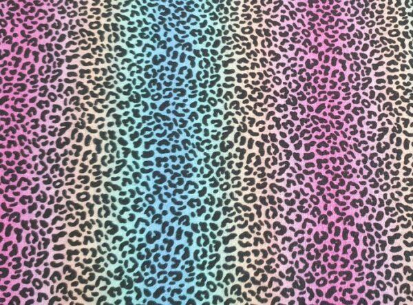 Telas algodón mascarillas animal print