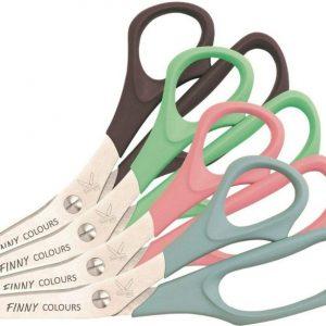 Magomar Patch Tijera Kretzer Classic Colours - Tijeras de acero inoxidable Kretzer Classic para corte de precision con un asa amplia para todos los dedos. Para tela y papel.